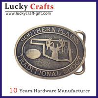 Bulk Belt Buckles zinc alloy Belt buckle made in China