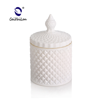 New Hot High Quality Large Capacity geometric candle holder,decorating candle holders,candle container
