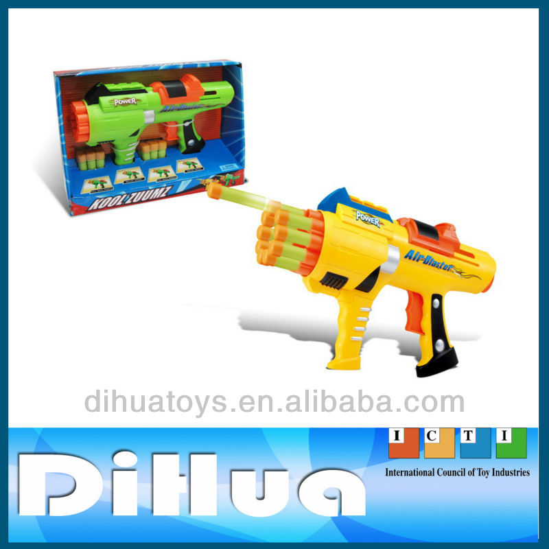 Kids Air Blast Soft Foam Dart Gun