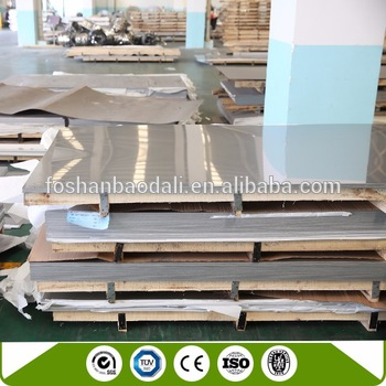 Rich stock ASTM 304 stainless steel sheet