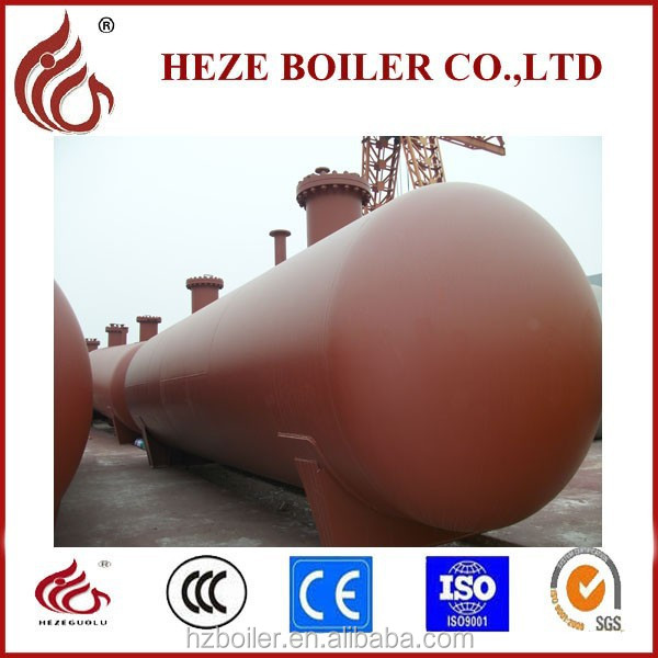 20cbm carbon steel underground tank lpg gas storage tank for sale