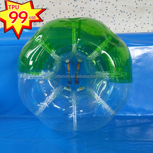 Cheap Price Bumper Bubble Ball, TPU Inflatables Soccer Ball Rental,Bubble Loopy Ball