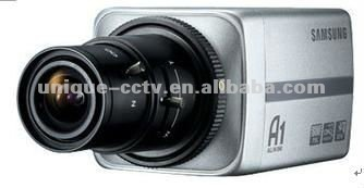 700TVL box cctv security camera with OSD Button Control