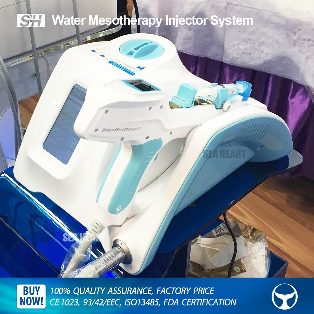 Bottom price injection mesotherapy device / water mesogun for mesotherapy