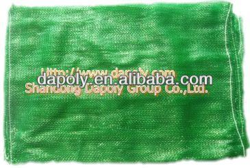 shandong qingdao good factory vegetable onion potato fruite packaging pp mesh bags for firewood package