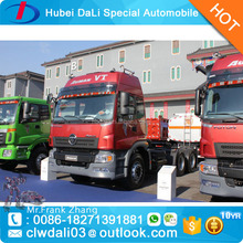 High Quality 420hp Foton Auman 10 wheel 6x4 Tractor Truck Price