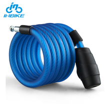 IINBIKE Anti-theft Combination Security Steel Wire Bicycle Cable Round Lock