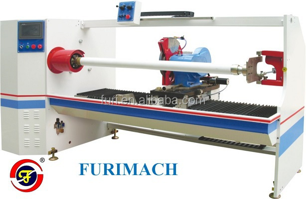 Protective Film Roll Cutting Machine( Suitable for BOPP/PVC/PE/Industrial Tape)