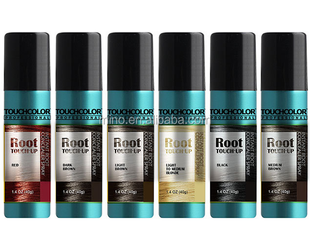Private Label Temporary Washable Hair Color Spray Wholesale Buy