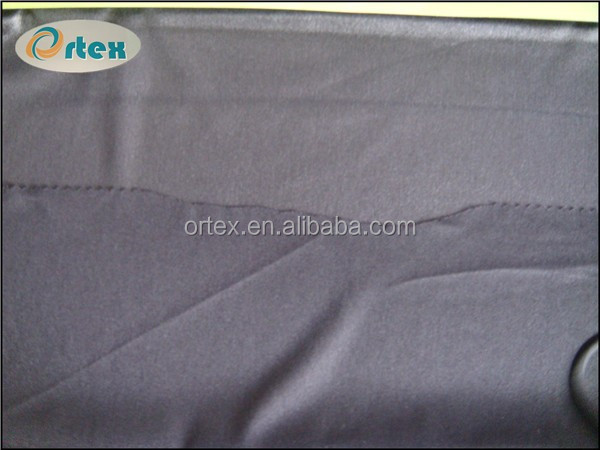 100 polyester interlock fabric with calendering