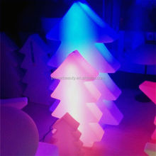 2014 Outdoor decoration LED artificial cherry blossom tree light for landscape project LED plastic blossom cherry tree