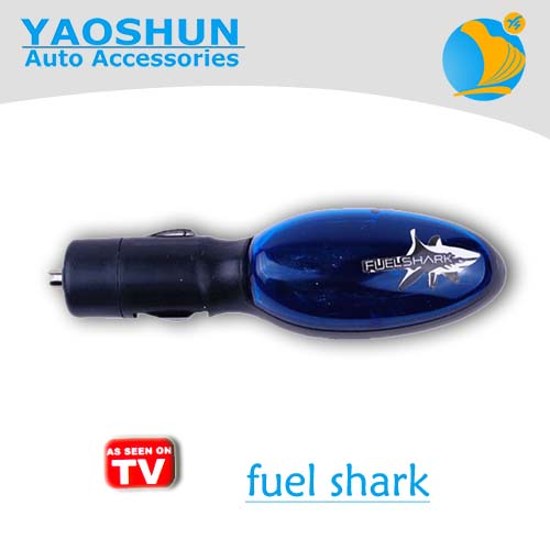 Eco-friendly electric power fuel shark