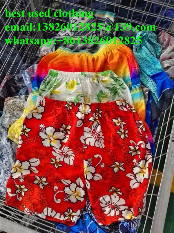 warehouse used clothing export high quality used clothes export to africa