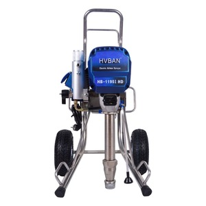 Airless Pump Sprayer Electric Powerful Putty Spray Painting Machine