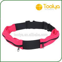 NEW Waist bag Casual Waist Pack Sport bag Waterproof Running Bags Purse Mobile Phone Case for IPHONE pocket
