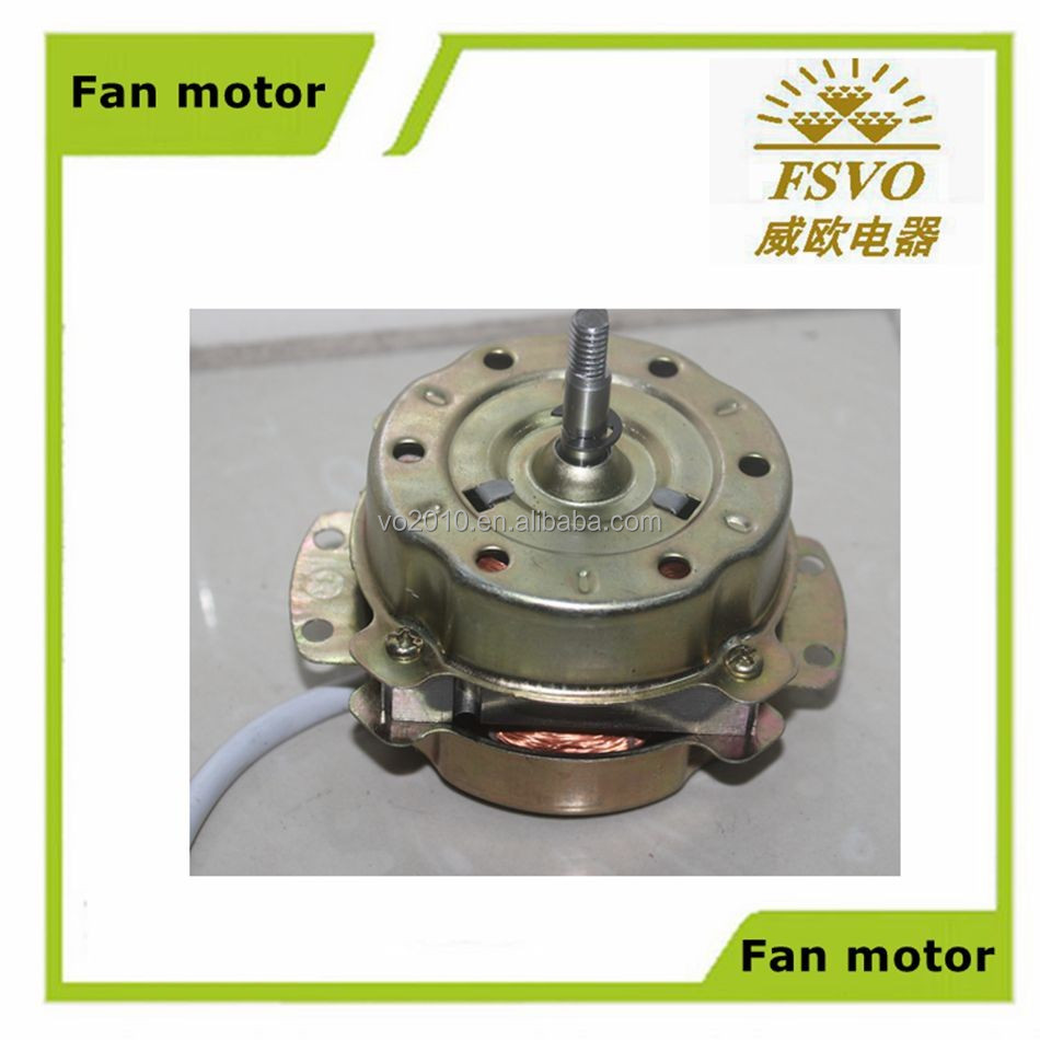 66*66*14 AC Mini Electric Motor High RPM Powerful Electric fan motor For Stand fan