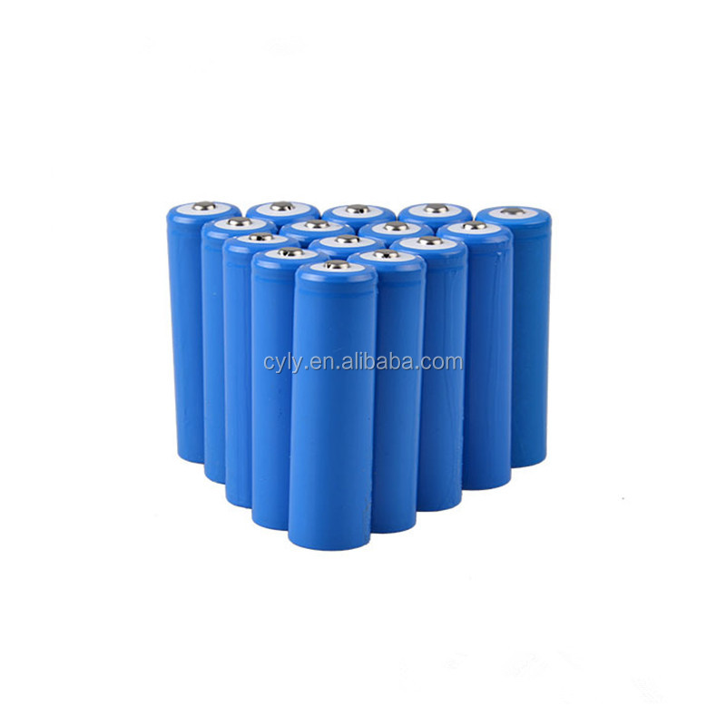 3.7V 2200mAh supercapacitor lithium ion cylindrical battery 18650