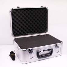 Aluminum Case Waterproof Tool box Aluminum carry case Makeup case