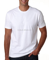 cheap customized seamless fashion promotional man t-shirt