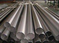 High quality ASTM A106 seamless fluid steel pipe, China galvanized steel pipe, 304 stainless steel pipe with low