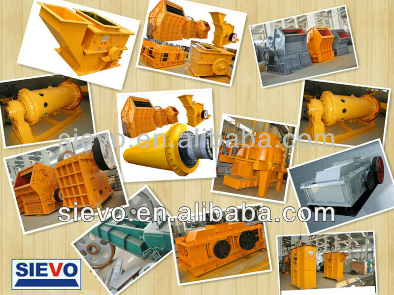 Mining equipment and machinery -granite stone raw material jaw crusher with ISO9000, GMC Certification