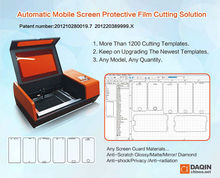 mobile screen protectors laser cutting machine for making mobile screen protector