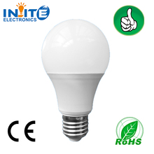 lighting indoor LED lamp 9W E27 led bulb led light bulb with CE and ROHS