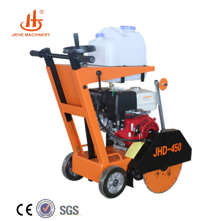 Portable concrete saw cutter road saw cutting machine with Honda engine