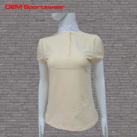Plain women clothing new design t shirts for rider