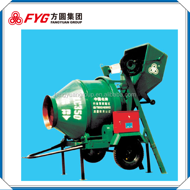 Wholesale from china concrete mixer with robin engine JZC350