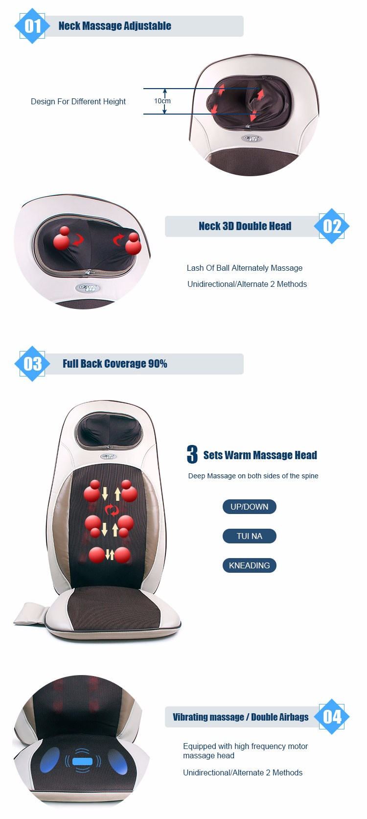 how to buy a massage chair