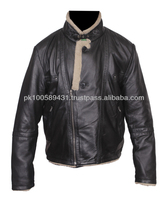 Leather Fashion Jacket in Pakistan / Leather Fashion Garment in Sialkot