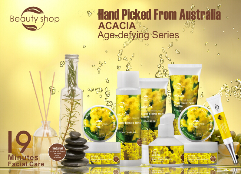 Acacia best OEM hand cream private label for dry skin