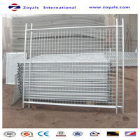 2015 good quality metal fence brace