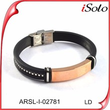 Buy jewelry from china wholesale jewelry fashion silicone rubber bracelet