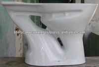 CERAMIC TOILET TWO PIECES SET CHEAP PRICE FROM INDIA