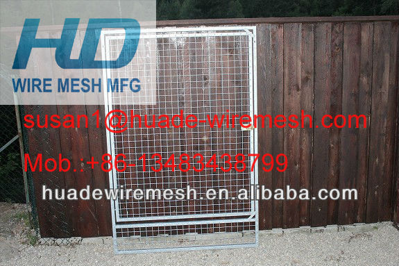 handmade dog kennel/dog panels/dog fences