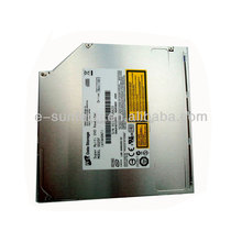 UJ867 China Wholesale Lower Price Ultra Slim 9.5mm Slot-load IDE Laptop Internal Optical Drive/PATA DVDRW