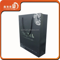 XHFJ Luxury elegant promotion paper bag