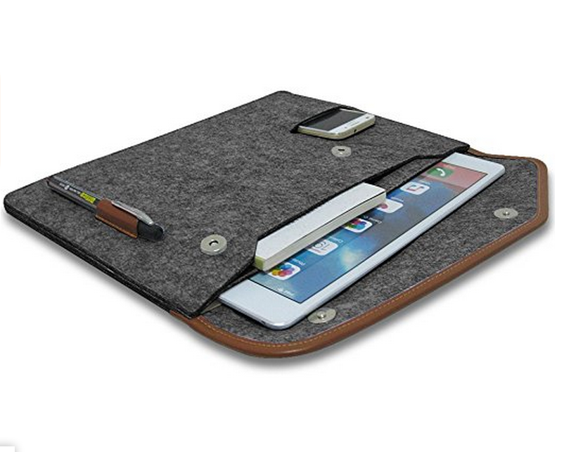 Felt Protective Case Cover for iPad 1 / 2 / 3 / 4