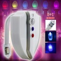 Toilet UV Germicidal Light Toilet Night Light With 8-Color Changes Led Toilet Lights For Bathroom Kids