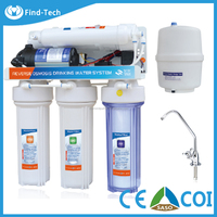 5 stage drinking ro water purifiers pi water filter