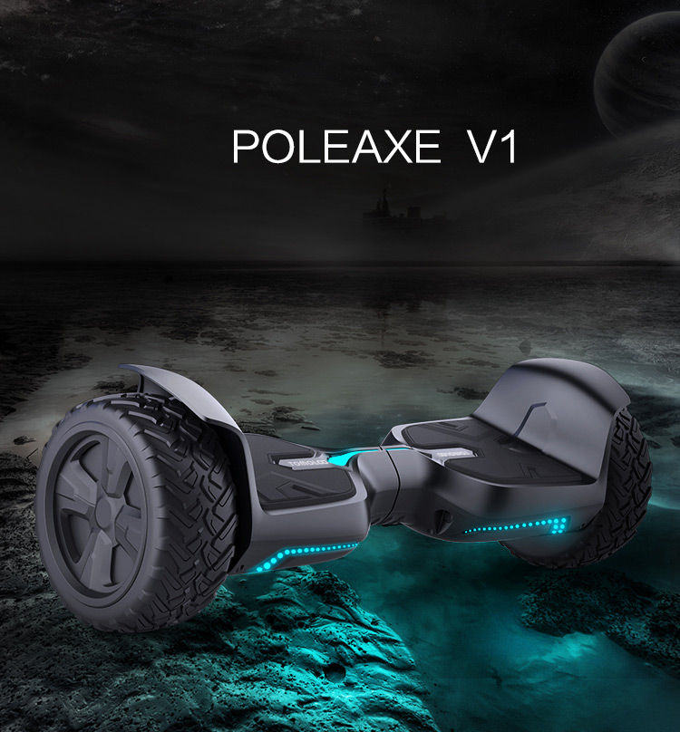Hot Sale UL2272 Certification Hoverboard Two Wheel Self Balancing Bluetooth Electric Scooter