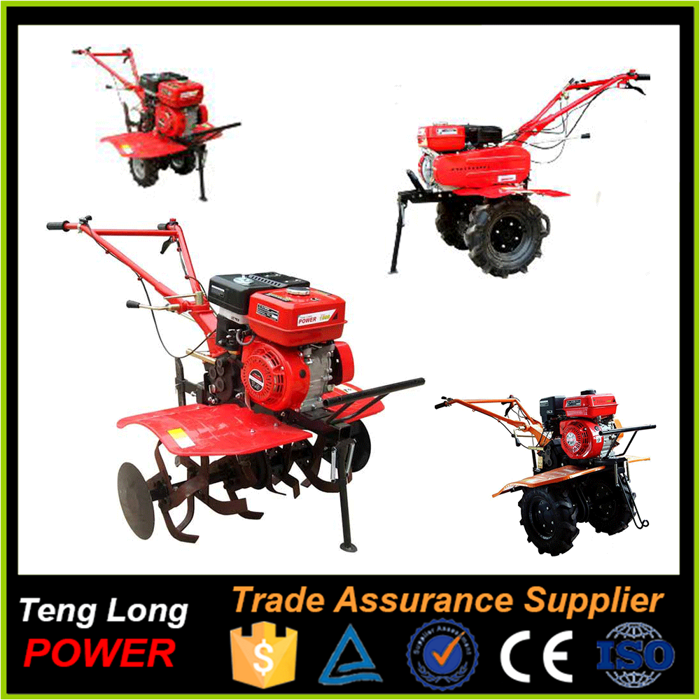 Multi- function belt transmission gasoline power rotary cultivator price
