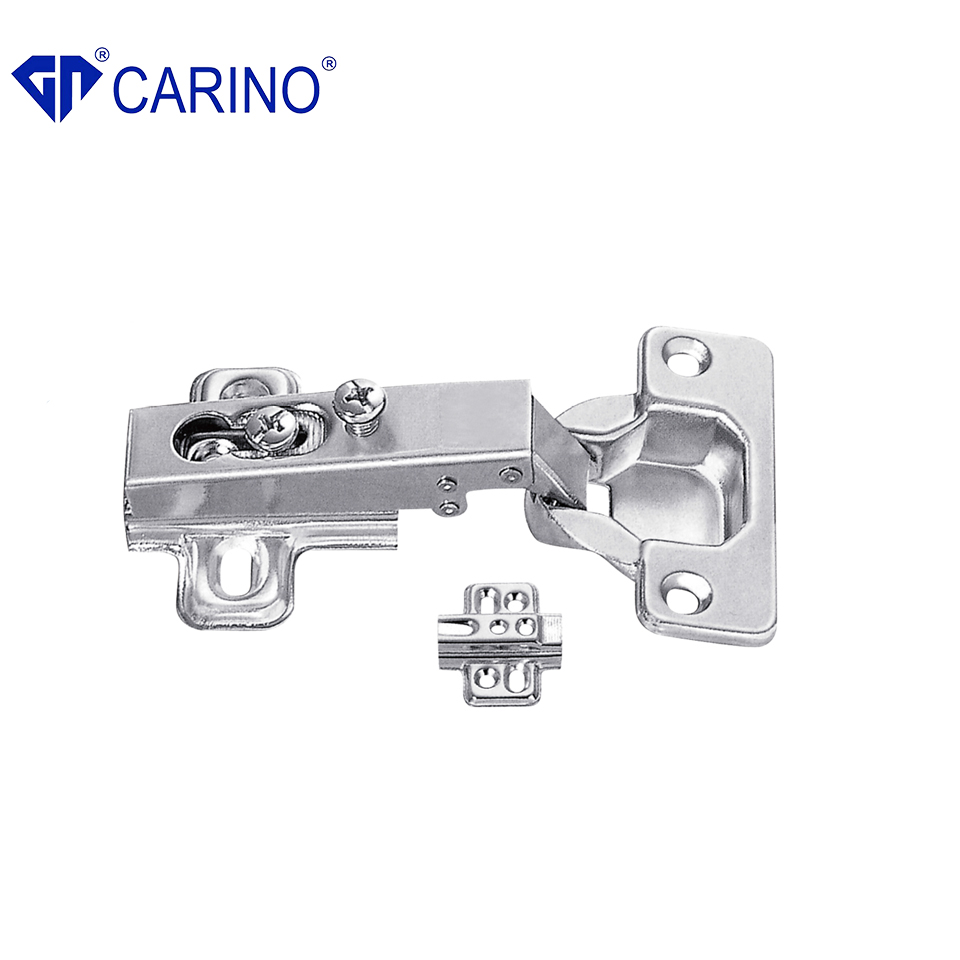 OEM slow closing key-hole mini concealed wardrobe door hinge