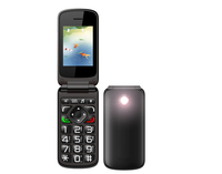 Wholesale vkworld Z2 SC6531 With 800mAh/0.3MP/2.4inch /320*480 Support 2 SIM Cards Elder Mobile Phone
