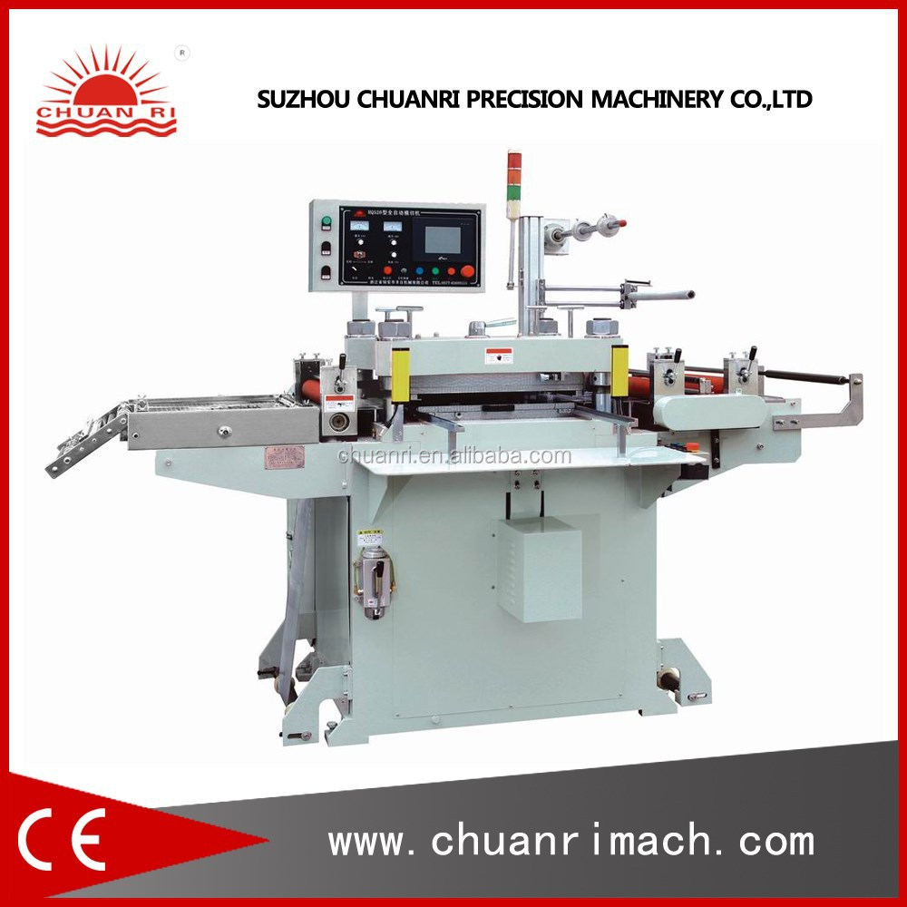 Gas Rubber Joint Gasket Die Cutting Machine