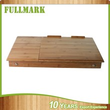Wooden reliable quality new product in china high capacity foldable laptop desk