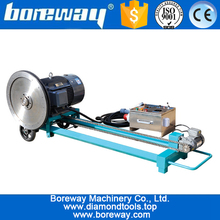 Durable multi wire saw granite cutting machine