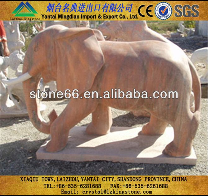 Technology natural stone cast iron garden statues